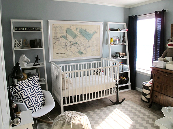 Decoration Chambre Vertbaudet 25 Modern Nursery Design Ideas