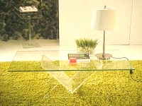Rectangular Acrylic Coffee Table.png - Decoist