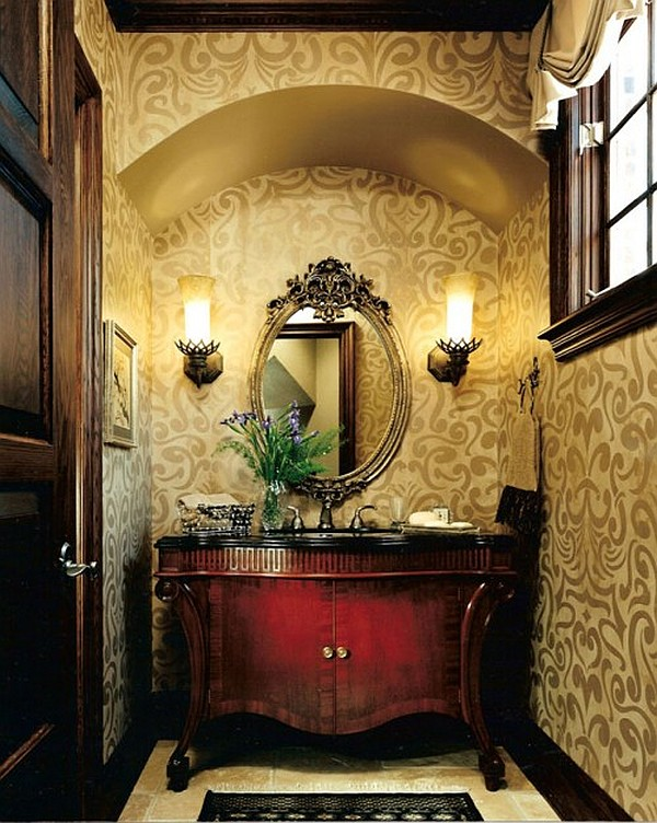Guest Bathroom - Powder Room Design Ideas 20 Photos - guest bathroom decorating ideas