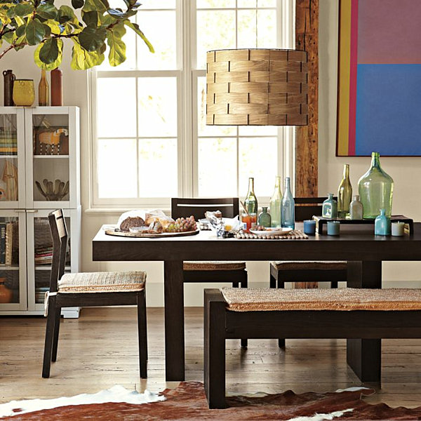25 Dining Table Centerpiece Ideas - kitchen table decorating ideas