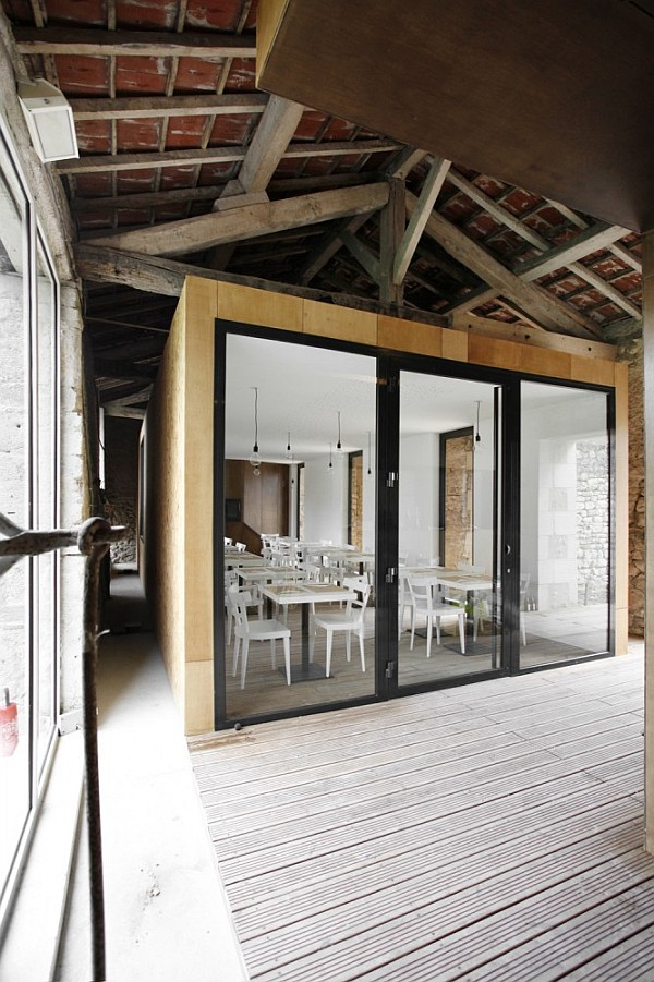 Scheune Umbauen Old Barn Renovation: Transforming Into Simple, Trendy