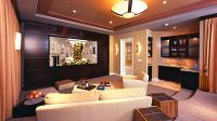 9 Awesome Media Rooms Designs: Decorating Ideas for a ...