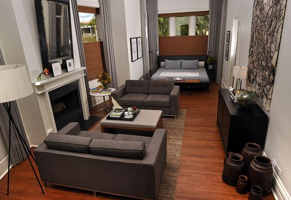 Decorating Ideas for Small Apartments 17 Inspirational Pictures - Efficiency Apartment Design