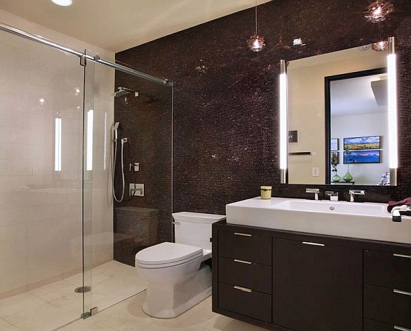 Bathroom Shower Glass Ideas California Beach House Spells Luxury And Class
