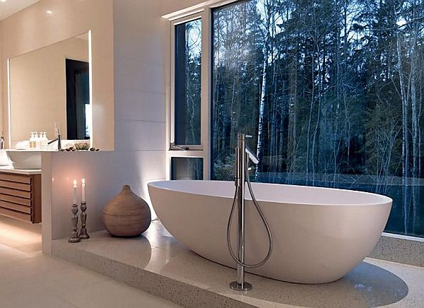 Badezimmer Led Over The Top Inspirational Bathroom Designs