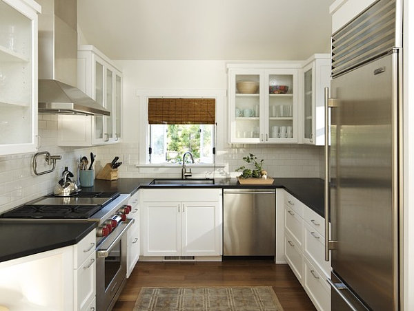19 Design Ideas for Small Kitchens - small kitchen ideas pictures