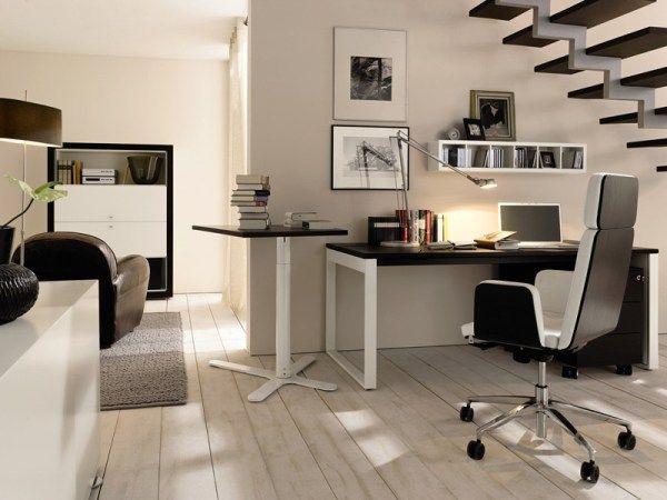 15 Modern Home Office Ideas - modern home office ideas