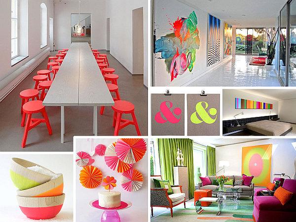 More Neon Interior Design Ideas for a Radiant Home - design ideas