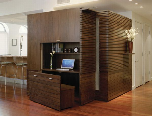 Wall Unit Desk 20 Home Office Design Ideas For Small Spaces