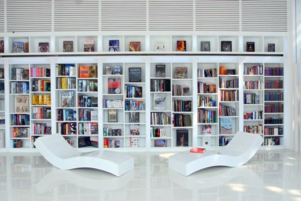 40 Home Library Design Ideas For a Remarkable Interior - home library design