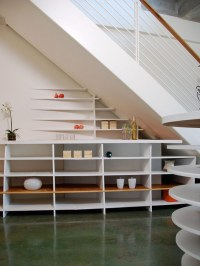 40 under stairs storage space and shelf ideas to maximize ...