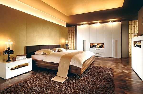 Tile Flooring Design Ideas For Every Room of Your House - bedroom floor ideas