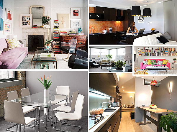 10 Small Urban Apartment Decorating Ideas