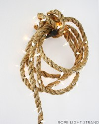 Christmas Decoration Ideas With This Dazzling DIY Rope ...