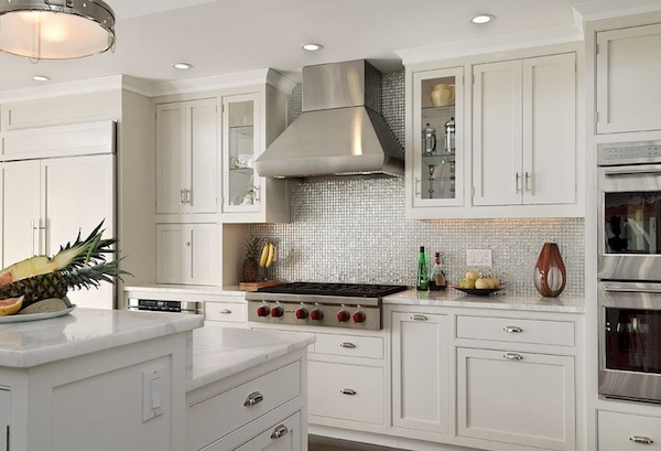 choosing kitchen backsplash fit design style love pattern copper backsplash photo
