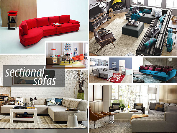Modular Sofa Or Not Modern Sectional Sofas For A Stylish Interior