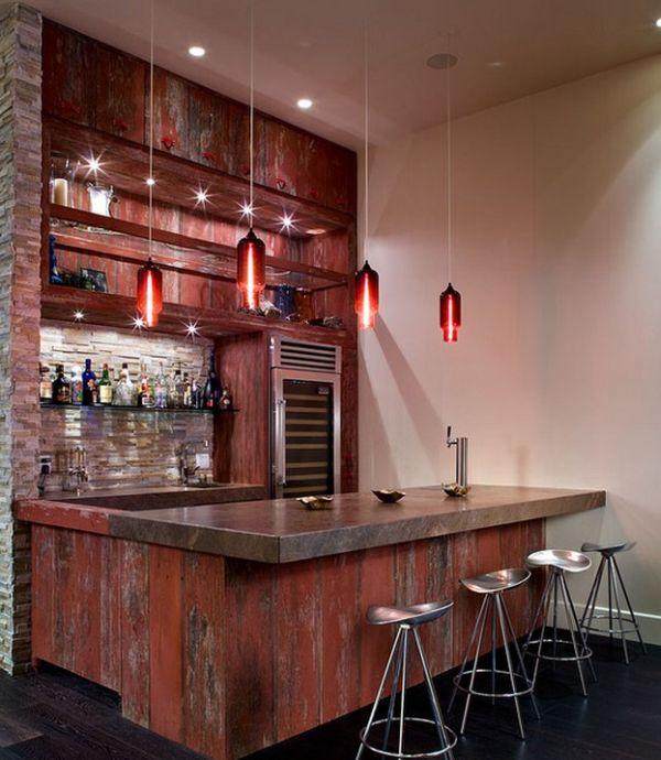 inspirational home bar design ideas