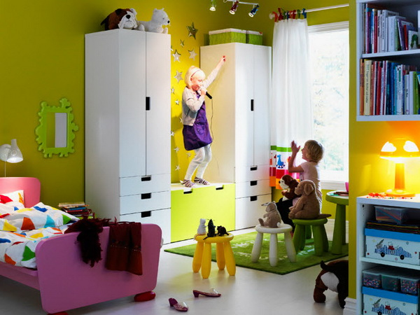 Ikea Childrens Table And Chairs Ikea Kids Rooms Catalog Shows Vibrant And Ergonomic Design