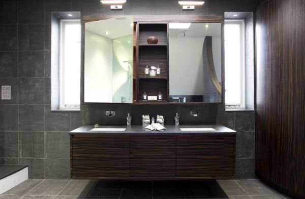 Badezimmer Boden Modern 27 Floating Sink Cabinets And Bathroom Vanity Ideas