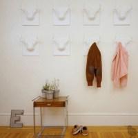 coatrack hallway modern idea - Decoist