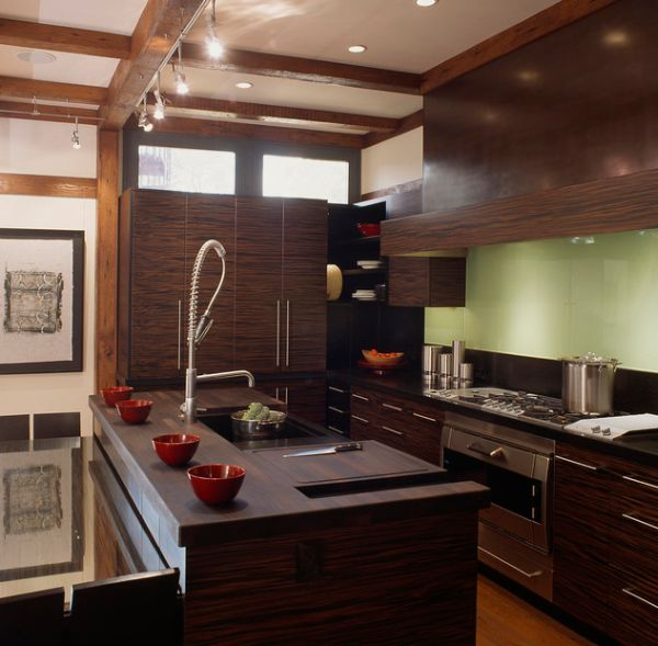 Craftsman Kitchen Island Asian Kitchen Designs, Pictures And Inspiration