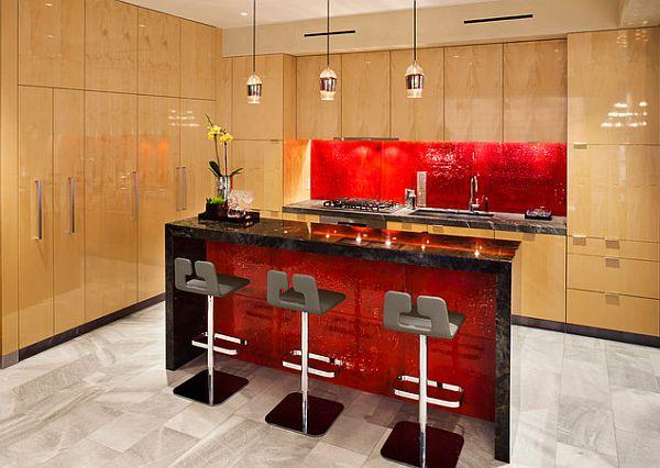 red kitchen design ideas pictures inspiration awesome kitchen backsplash ideas decoholic