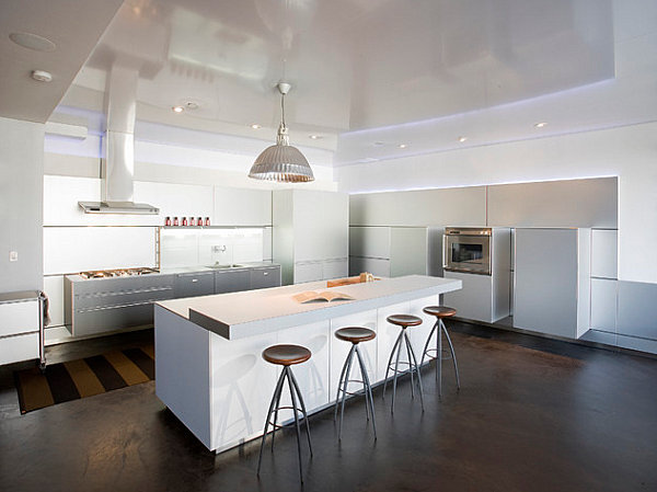 Kitchen Island Pendant Lighting 12 Unforgettable Kitchen Bar Designs