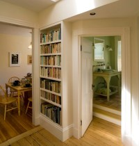 Inspiring Built-in Bookshelves For More Functional Storage
