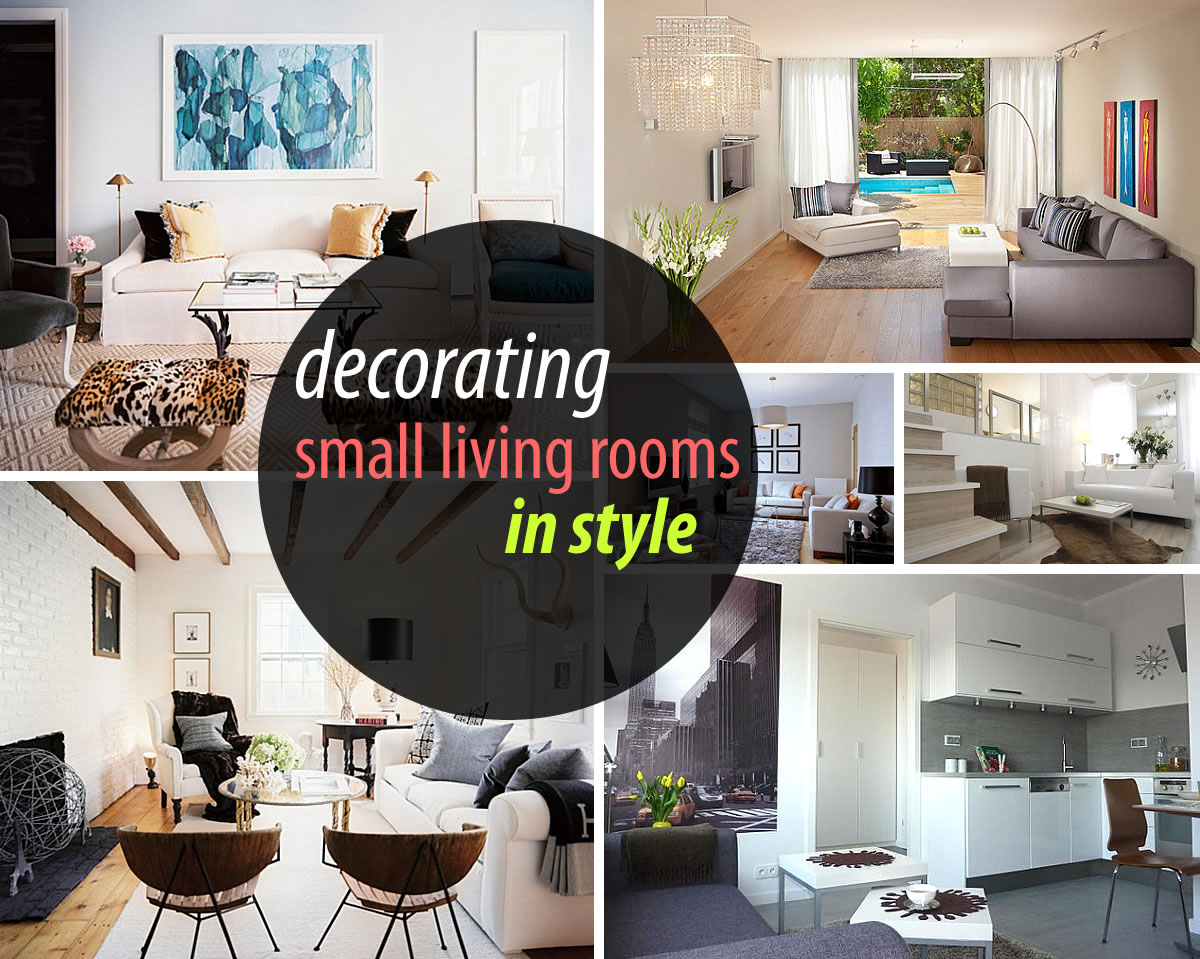 Decorating Small Living Room How To Decorate A Small Living Room