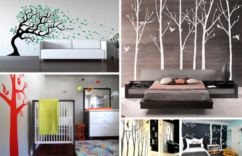 Large Of Tree Wall Decal
