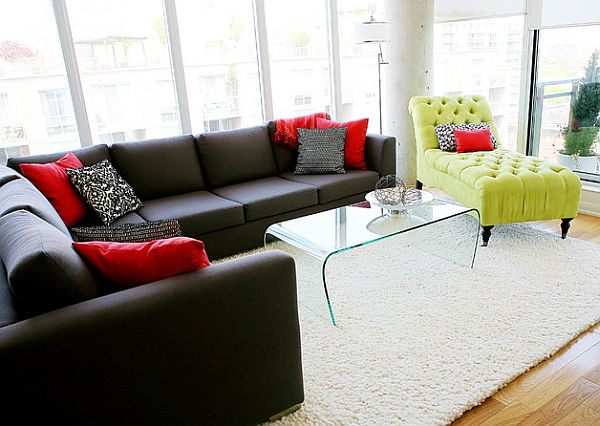 Couchtisch Pink How To Decorate Your Home With Color Pairs