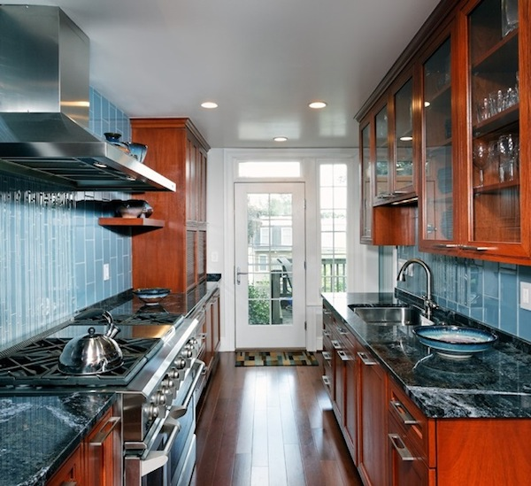 Galley Kitchen Design Ideas That Excel - small galley kitchen design