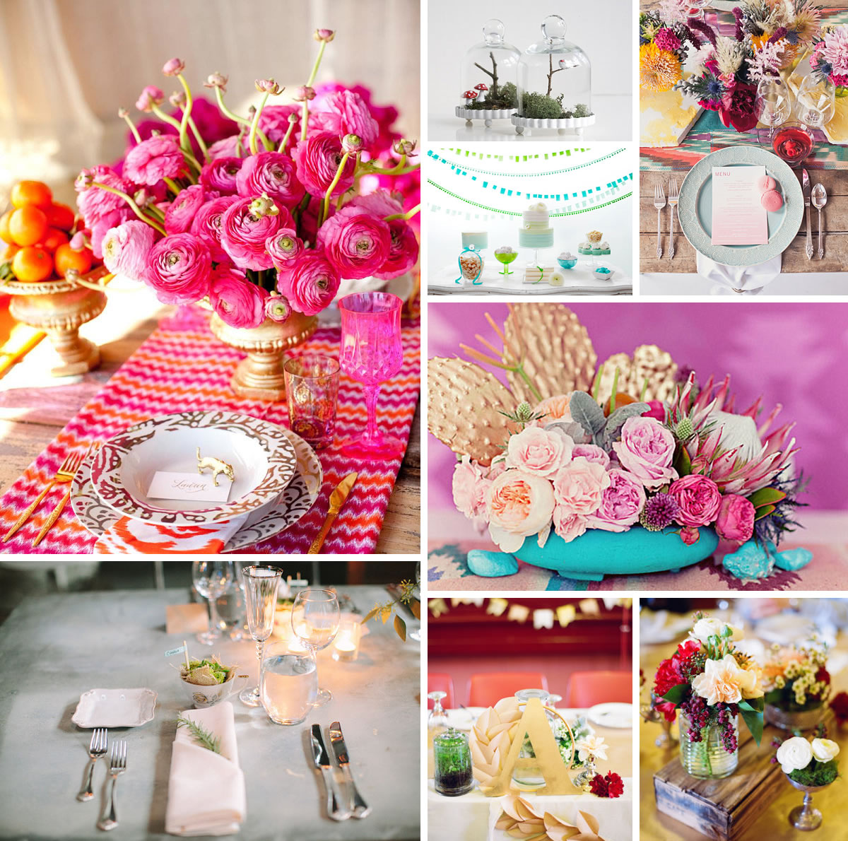 Table Decor 20 Wedding Table Decor Ideas