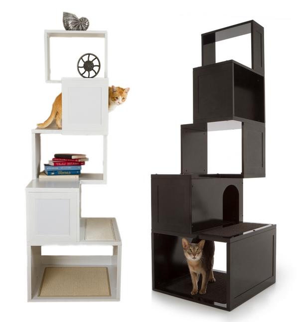 modern pet furniture & accessories cat