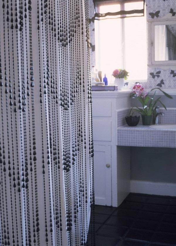 Ikea Shower Curtains Shower Curtain Diys To Revamp Your Bathroom