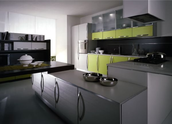 frosted glass cabinets leave bit mystery translucent eat kitchen designs orange gloss kitchen designs contemporary
