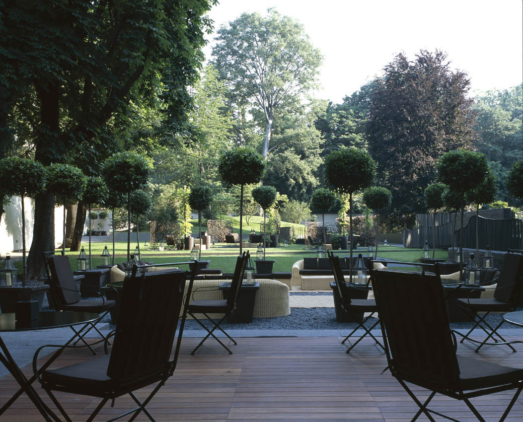 Terrasse Spa Bulgari Hotel In Milan Showcases Sophistication, Class And