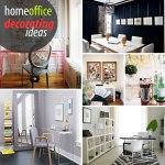 Creative Home Fice Decorating Ideas