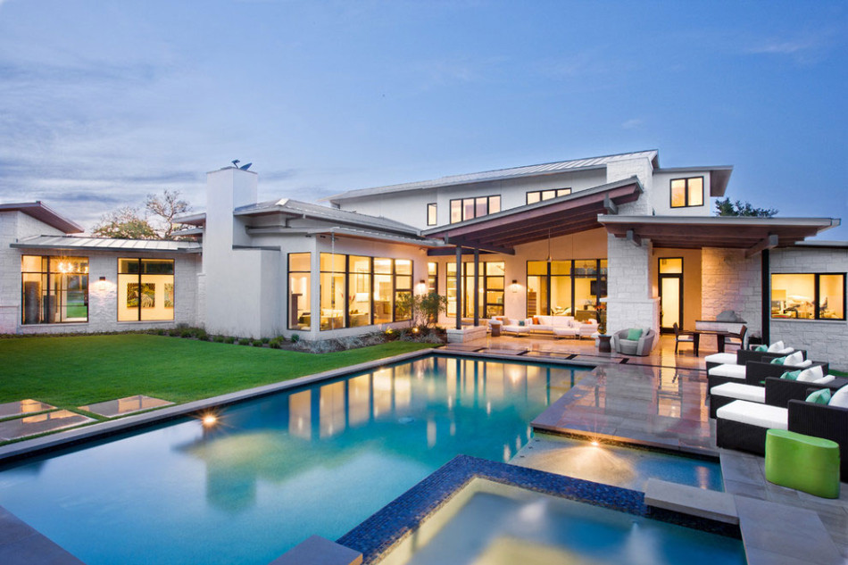 Traumhaus Modern Bright And Beautiful Blanco House Promises Luxury With