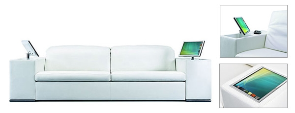 Couch And Sofa Sets Fast Forward: Home Furniture & Technology Of The Future