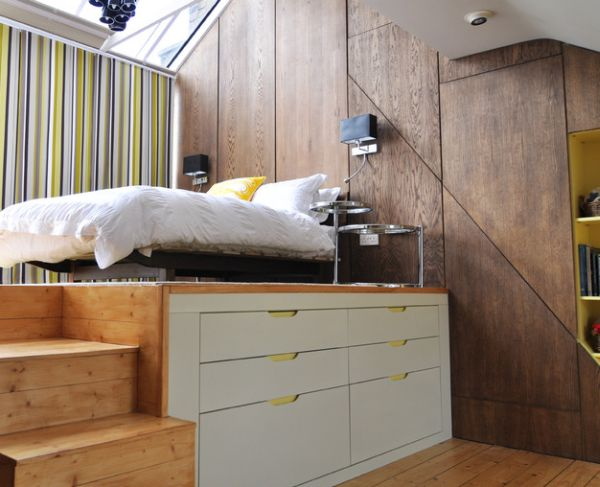 45 Small Bedroom Design Ideas and Inspiration - ideas for a small bedroom