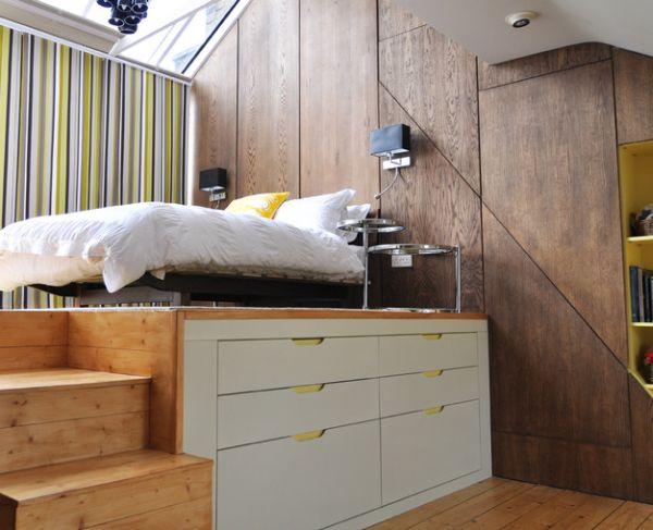 45 Small Bedroom Design Ideas and Inspiration - tiny bedroom ideas