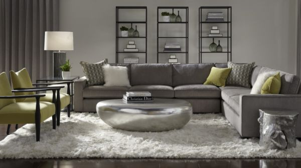Couchtisch Rund Aluminium Felted Wool Stones And Stylish Decor Inspired By Natural Rock