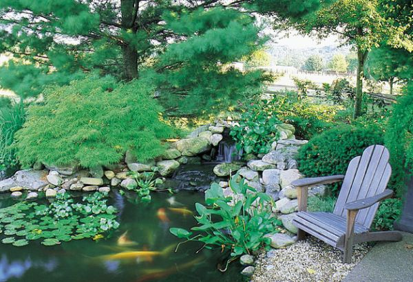 Gartenweggestaltung Natural Inspiration: Koi Pond Design Ideas For A Rich And