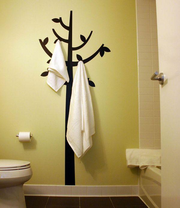Beautiful Bathroom Towel Display And Arrangement Ideas - bathroom towel decorating ideas