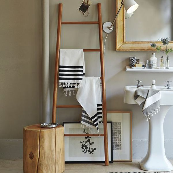 Beautiful Bathroom Towel Display And Arrangement Ideas - decorative towels for bathroom ideas
