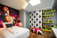Cool Boys Room Paint Ideas For Colorful And Brilliant ...