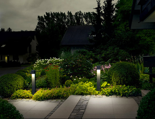 Lampadaire Exterieur Outdoor A Trail Of Lights To Surround The Home In Brilliance