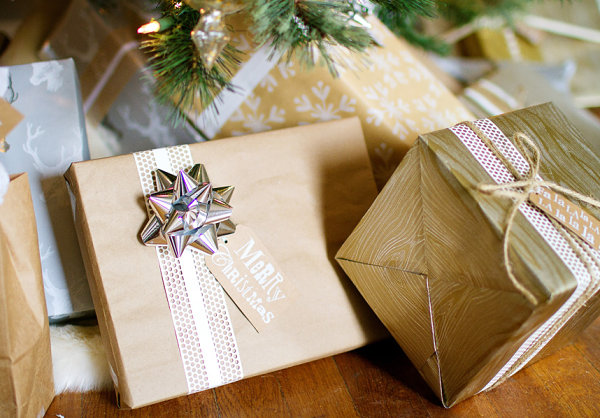 Coole Geschenkverpackung Holiday Gift Wrap Ideas For A Festive Touch