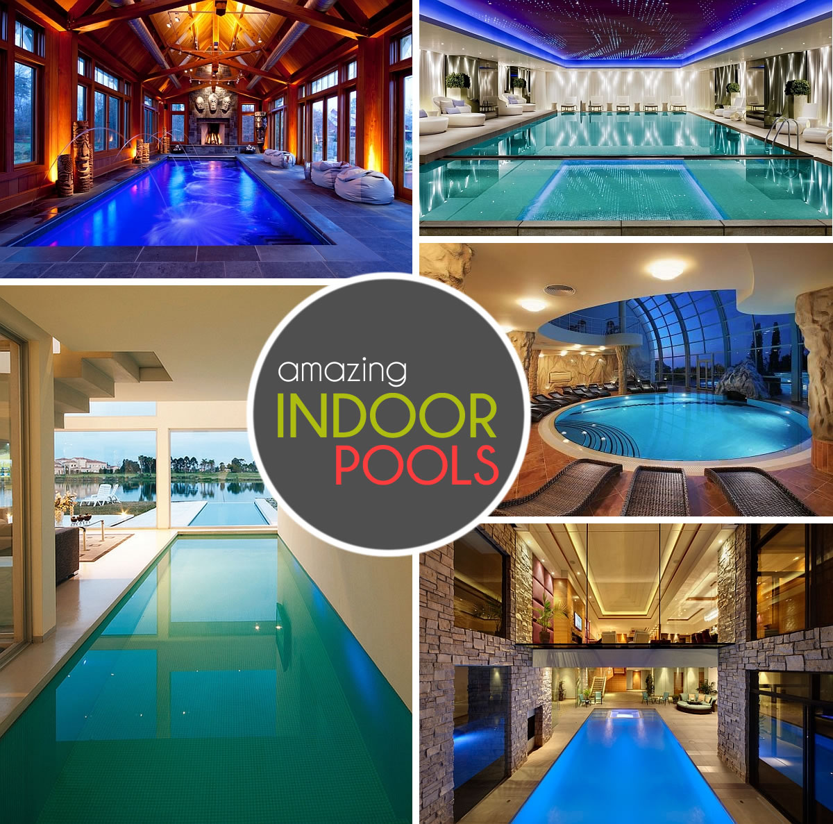 Jacuzzi Pool Ideas 50 Indoor Swimming Pool Ideas Taking A Dip In Style